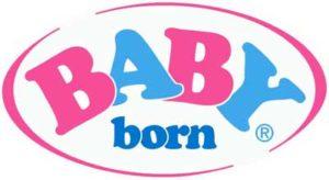 Baby Born Logo