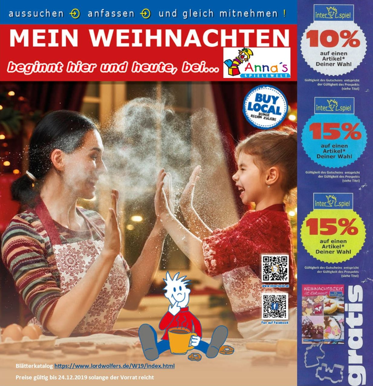 Weihnachts Katalog