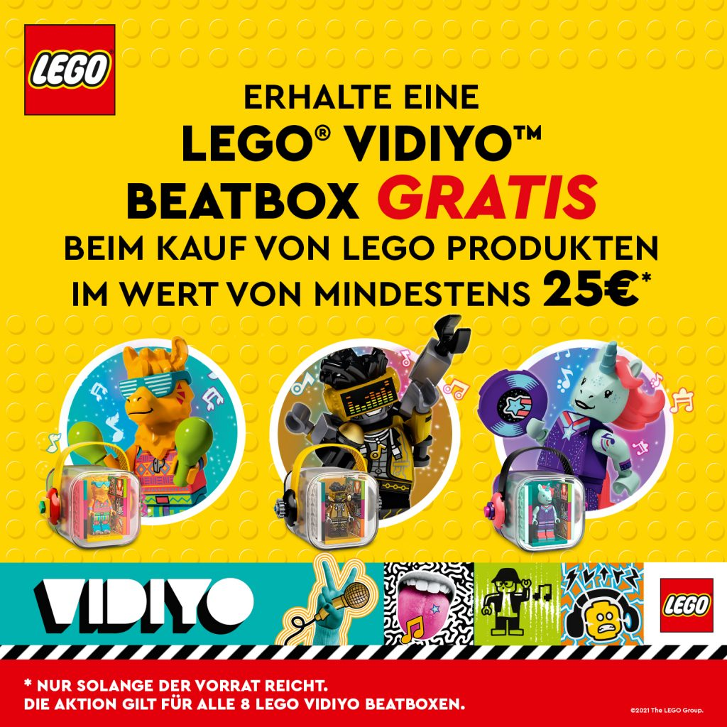 Lego Bear Box Gratis